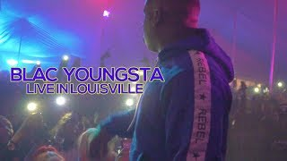 Blac Youngsta live in Louisville, Ky