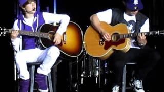 Justin Bieber Favorite Girl, Live, Paso Robles, CA