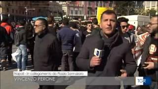 """Salvini a Napoli: """"Io ci sarò per rispetto dei Napoletani"""", libertà di opinioni pacifiche"""