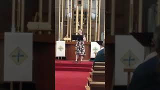 I Won't Say (I'm In Love): Spring Recital 2018