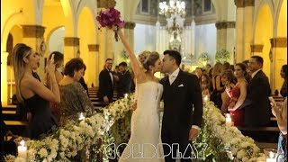 Saída dos Noivos | Viva La Vida Instrumental | Orquestra de Casamento Igreja São José Jardim Europa