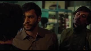 """Pedro Martins (ator) - Cena do filme """"Prova de Coragem"""""""
