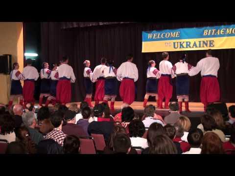 "Barvinok Dancers – The Wedding – ""Ukraine Pavilion"" – Carassauga"