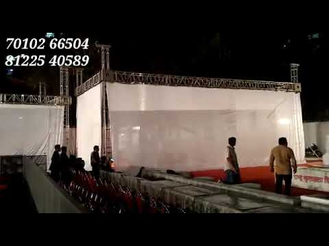 New Product launch | Showroom Opening Curtain Drop | Kabuki Drop Corporate Event India 91 8122540589