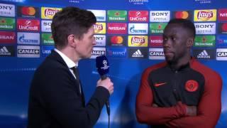 Bakari Sagna po meczu Monaco - Manchester City || Wywiad || Liga Mistrzów