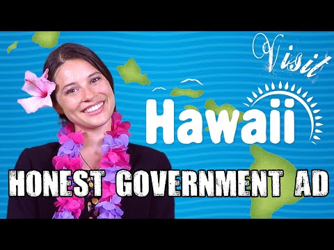 Honest Government Ad | Visit Hawai'i!