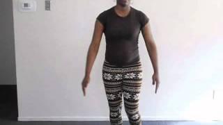 Aaliyah Hot Like Fire Step Tutorial part 2