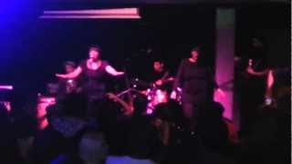 Hold On - Lady (Live @ Jazz Cafe, London. 8-2-13)