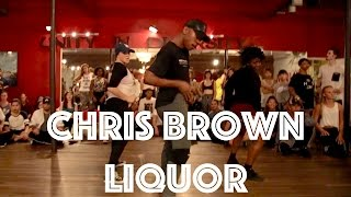 Chris Brown - Liquor | Hamilton Evans Choreography