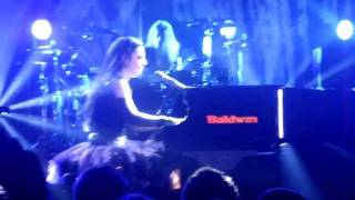 Evanescence Live in Offenbach 17.11.11 - Lost in Paradise & My Heart Is Broken