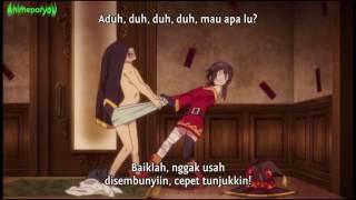 Megumin Mandi Bareng Kazuma [ Konosuba Season 2 Ep 2 ]