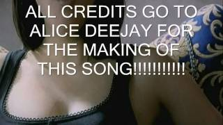 Alice Deejay - Better off Alone (BassBoost + Music Video)