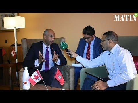 """Video : Ahmed Hussen : """"C'est la première fois qu'autant de pays se rassemblent pour discuter de la question de la migration"""""""