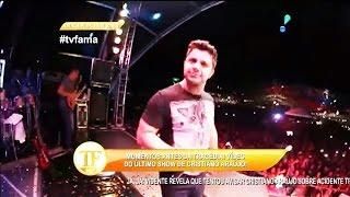 Video inédito do último show de Cristiano  Araújo em Itumbiara - Goiás  30/06/2015