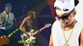 "BRs cantam ""Vidro Fumê"" no Californication - Rock in Rio 2017"