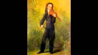 Nicolo Paganini: Caprice Op.1 No.9 in E Major
