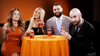 Rusev Day pick their favorite classic tag teams: WWE and Orange Vanilla Coke Perfect Pairings