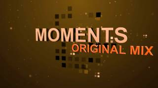 NIELSON LUDGE FT. ROY WONG - MOMENTS || THERMIC RECORDS ||
