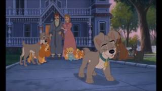 Lady and the Tramp II (2001) - Final Scene