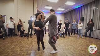 Zandro + Danielle | Zouk Demo @ Vancity SBK 2018