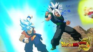Dragon(☆)Ball Sprite Fight Opening #1: [Limit Break x Survivor] English Cover (Reupload)