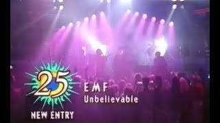 EMF Unbelievable (HQ Audio)