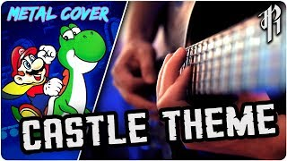 Super Mario World: CASTLE THEME || Metal Cover by RichaadEB