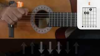 videoclase Upside Down (aula de violão simplificada)