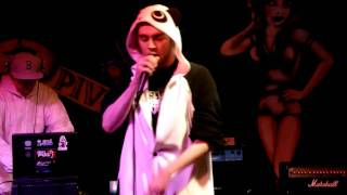 Panda - Volition Launch Open Mic - Halloween 2010