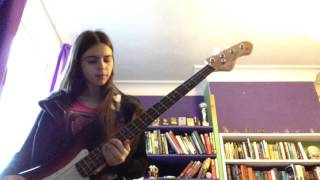 Are You In Love With A Notion x2 speed - The Courteeners - Bass Cover