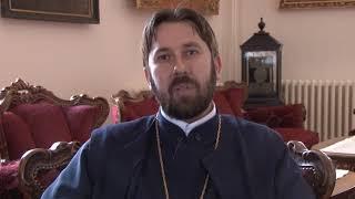 TV Pančevo - Vaskršnja čestitka oca Radoslava