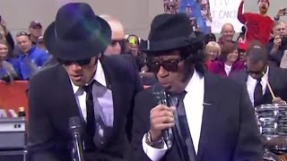 'Blues Brothers' Al Roker, Lester Holt: TODAY's SNL Halloween
