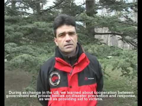 Volodymyr Melnykov – Crimea Control and Rescue Service