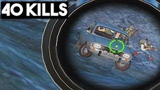 DON'T PUSHED ME!! | 40 KILLS Duo vs SQUADS | PUBG Mobile 🐼