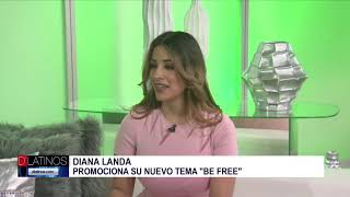 Diana Landa presenta su nuevo lanzamiento