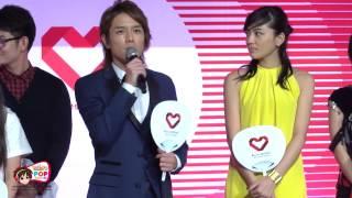 Hideaki Takizawa @ J Series Festival2014 width=