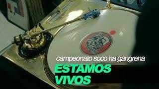"Final da batalha de DJs ""Soco Na Gangrena"""