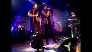 Σπύρος Γραμμένος feat. Φοίβος Δεληβοριάς - Για σένανε μπορώ (live at Passport)