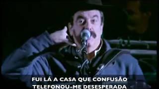 Quim Barreiros – O Ténis (Official Karaoke)