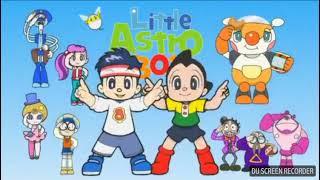 Little Astro Boy opening theme