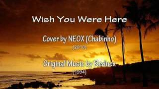 NEOX - Wish You Were Here (instrumental cover)