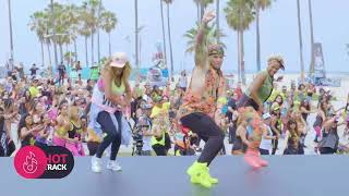 New Choreography to Zumba Remix of '80s Hit 'Roxanne'
