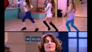 """Dance! - Miranda, Gala e Pekas cantam """"Tudo gire em redondo"""""""