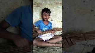 Maiya re maiya tui oporadhi.little singer