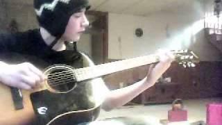 Lynard Skynard - Simple Man Acoustic Cover