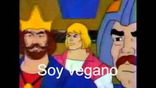 Canción: Ser Vegano | He Man