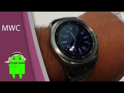 أول نظرة على ساعة إلجي  Urbane LTE المزودة بنظام WebOS