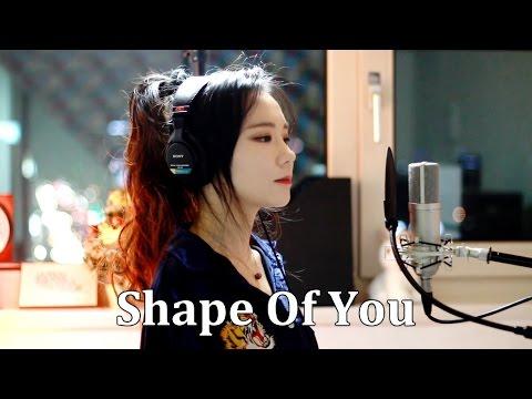 ed sheeran shape of you cover by jfla chords chordify