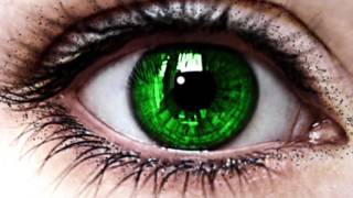 Change your Eye Color to GREEN in 10 SECONDS - Hypnosis - Get Green Eyes BioKinesis