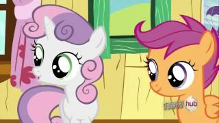 Sweetie Belle - That would be adorable!